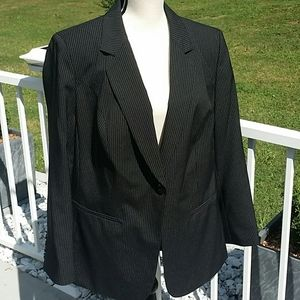 Confortable Black Emily Pantsuit